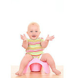 At What Age Was Your Child Potty Trained?