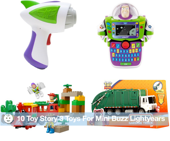 Toy Story 3 Toys
