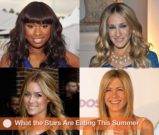 What the Stars Are Eating This Summer