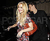 Slide Picture of Lindsay Lohan Leaving Bardot