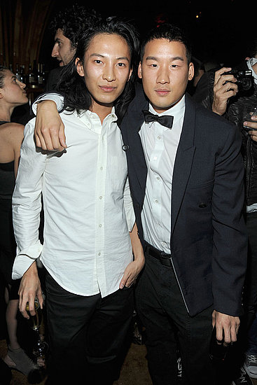 Alexander Wang, Richard Chai Photo courtesy the CFDA