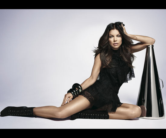Fergie Outspoken Photos