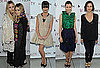 Pictures of Lea Michele, Jessica Biel, Ashley Olsen, Mary-Kate Olsen at Mark Townsend&#039;s Website&#039;s Launch in NYC