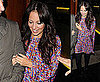 Pictures of Nicole Richie at Zuma in London