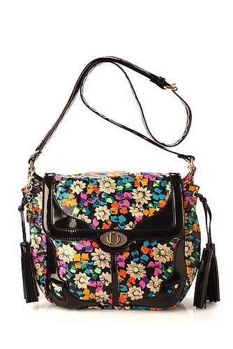 French Connection - Edelweiss Floral Bag