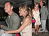 Pictures of Jude Law And Sienna Miller Leaving The Ivy in London
