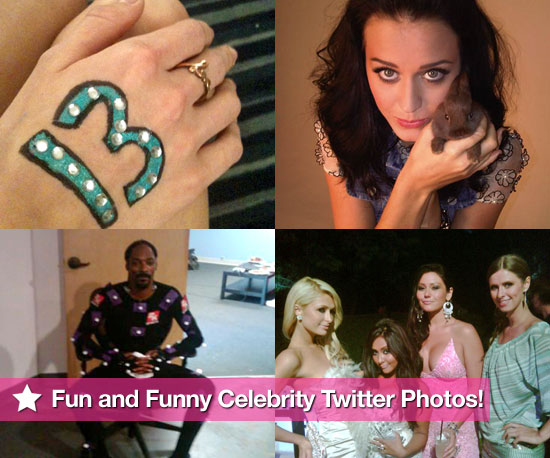 Katy Perry, Snoop Dogg, Taylor Swift, Snooki, and Paris Hilton in This Week's Fun and Funny Celebrity Twitter Photos!