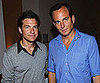 Slide Picture of Will Arnett and Jason Bateman in NYC