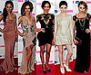Photos of the Best Dressed at Glamour Women of the Year Awards 2010