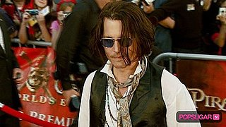 Video of Johnny Depp