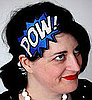 Comic Bubble Headbands