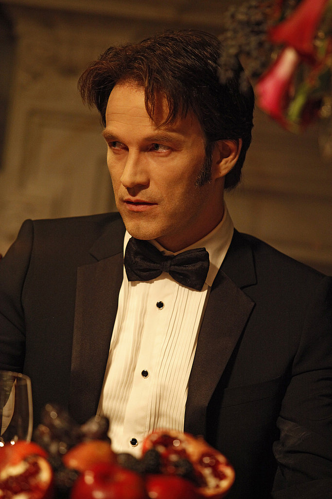 I love me a vamp in a tux.