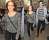 Pictures of Emma Watson Out in London To See War Horse at New London Theatre With George Craig of One Night Only