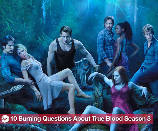 10 Burning Beauty Questions About True Blood