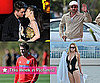 Pictures of Robert Pattinson and Kristen Stewart, Brad Pitt, Lindsay Lohan Bikini and David Beckham