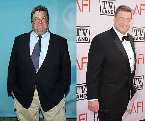 Pictures of John Goodman's Dramatic Weight Loss