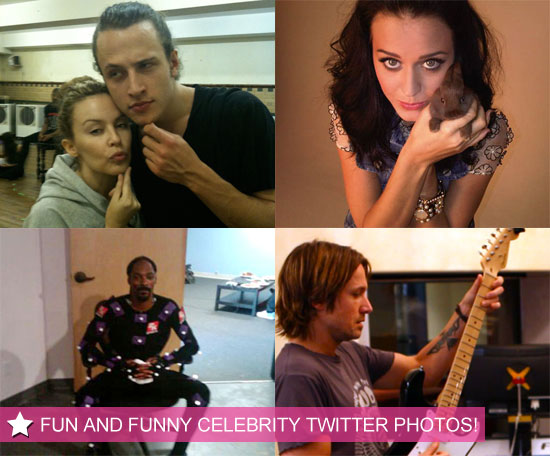 Kylie, Keith, Katy and More in This Week's Fun and Funny Celebrity Twitter Photos!