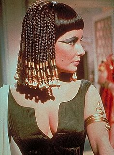 Celebrities Inspired By Cleopatra