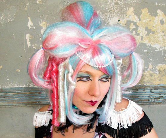 Etsy Wig pictures