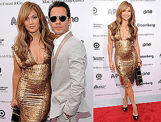 Pictures of Jennifer Lopez and Marc Anthony at the Apollo Awards 2010-06-15 14:00:00