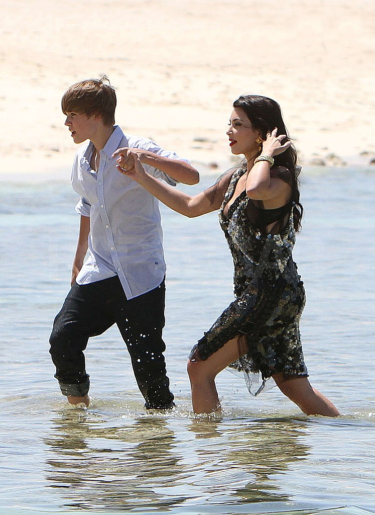 Pictures of Kim and Justin
