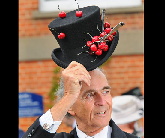 Life's a Top Hat of Cherries
