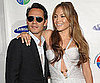 Slide Picture of Jennifer Lopez and Marc Anthony at Four Seasons of Hope Gala