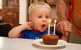 Share Photos of Your Child's Second Birthday Cake!