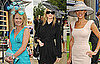 Photos of Hats at Ascot on Amanda Holden and Holly Valance