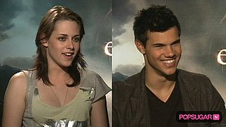 Kristen Stewart Theater Role and Taylor Lautner Working With Tom Cruise