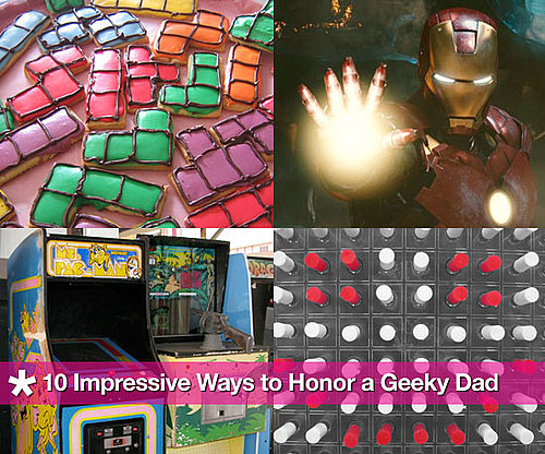 Father's Day Ideas For Geeky Dads