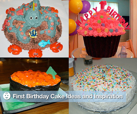 Baby Cakes: First Birthday Cake Ideas and Inspiration
