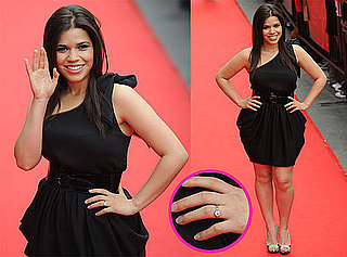 America Ferrera Engaged to Boyfriend Ryan Piers Williams 2010-06-17 20:30:15