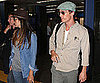 Slide Picture of Matthew McConaughey and Camila Alves Landing in Italy