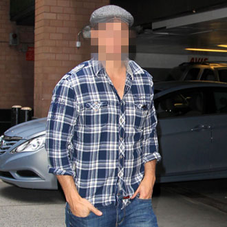 Guess the Twilight Hottie Wearing Plaid and a Flat Cap