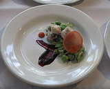 Jason Stratton's Dish: Rabbit Russian Salad