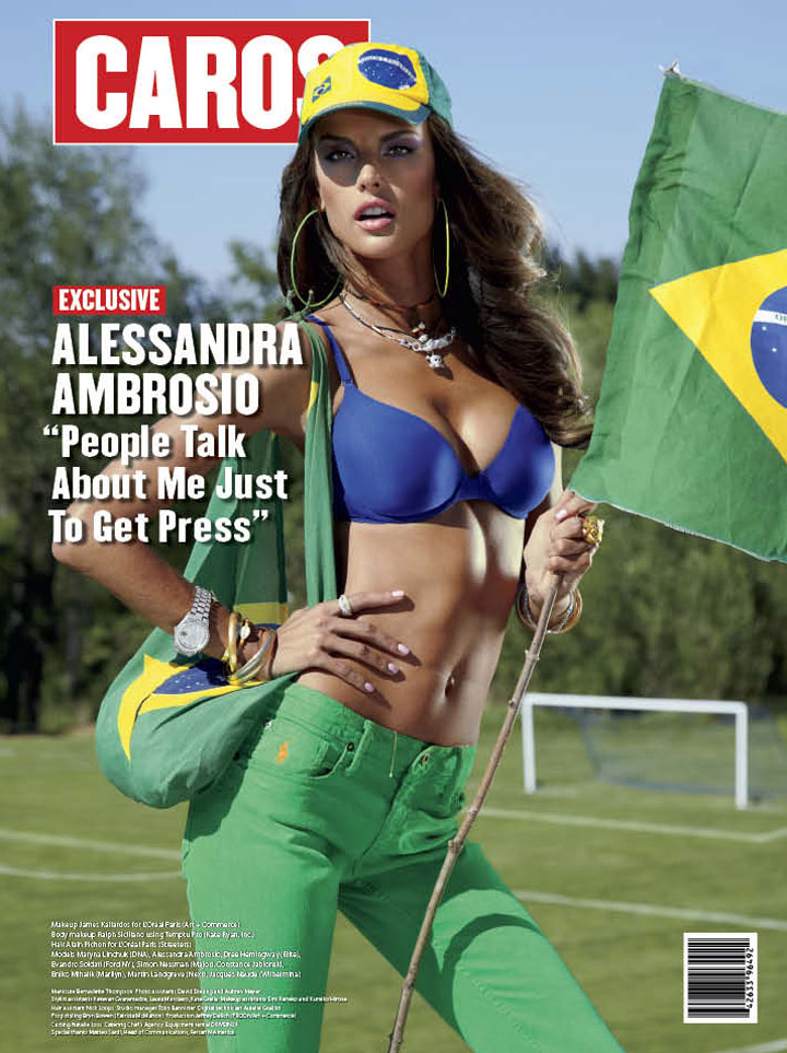 World Cup Hotness: V Magazine's Botinera Babes