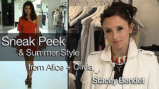 Video Sneak Peek of Alice + Olivia