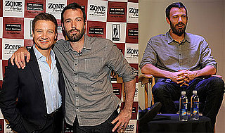 Pictures of Ben Affleck and Jeremy Renner Promoting The Town at the LA Film Festival 2010-06-22 10:30:00
