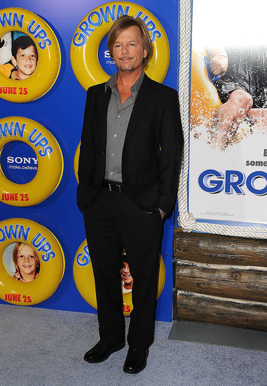 Pictures From Grown Ups Premiere