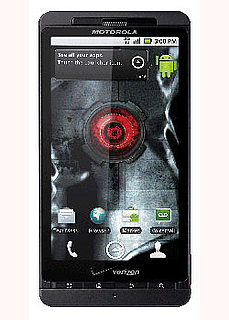 Droid X Announced