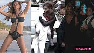 Video of Suri Cruise Temporary Tattoo, Video of Vienna Girardi and Gregory Michael, and Video of Gisele Bundchen in a Bikini 2010-06-23 15:17:44