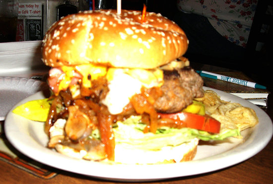 The Thurman Burger