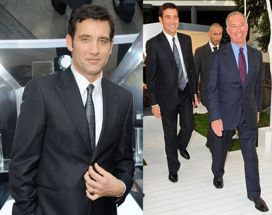 Pictures of Clive Owen