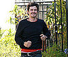 Slide Picture of Orlando Bloom in LA