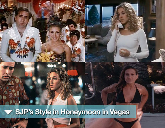 Sarah Jessica Parker&#039;s Style in Honeymoon in Vegas