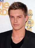 Xavier Samuel in June 2010: MTV Movie Awards