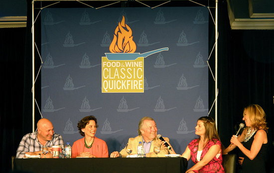Photo Gallery: 2010 Food & Wine Classic Quickfire With Sissy Biggers