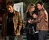 Pictures of David Duchovny on Californication Set 2010-06-25 11:29:16
