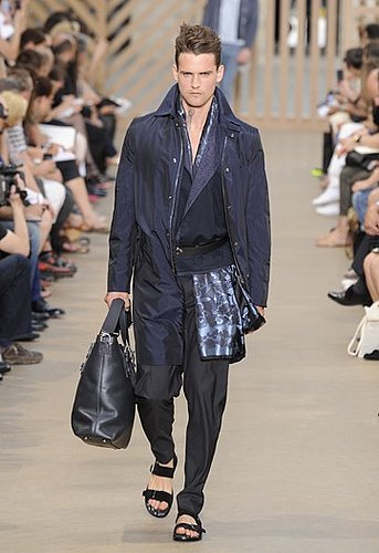 Louis Vuitton Spring/Summer 2011 Menswear